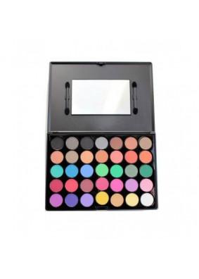 35 Colour Matte Eyeshadow