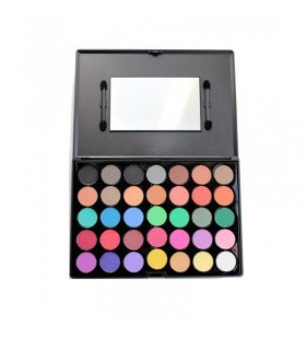 35 Colour Matte Eyeshadow