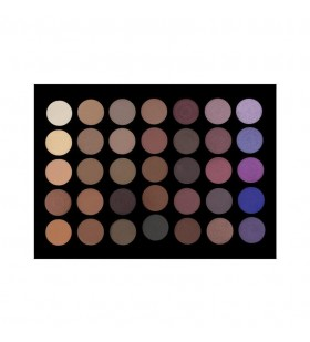 35 COLOUR PURPLE HAZE EYESHADOW PALETTE