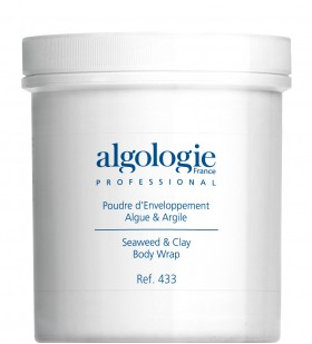 Impachetare cu Alge si Argila