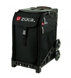 Zuca Sport Artist - Obsidian/Black Frame Flashing Wheelset