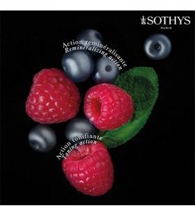 "Tratament Intensiv pentru Oxigenare ""Raspberry & Blackcurrant"""