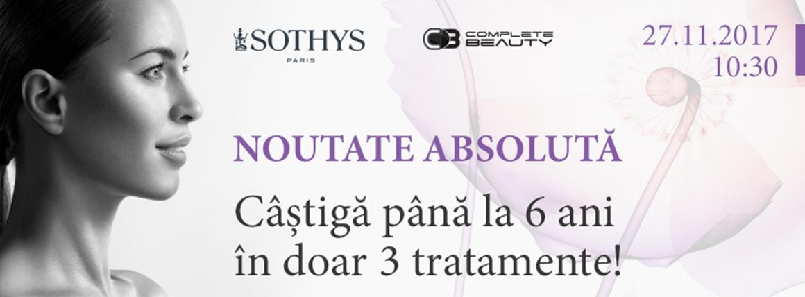 Lansare Sothys Iasi